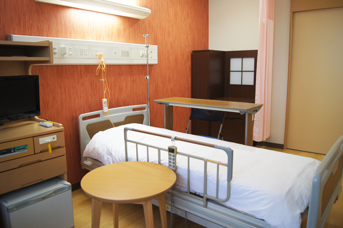 婦人科病棟個室
